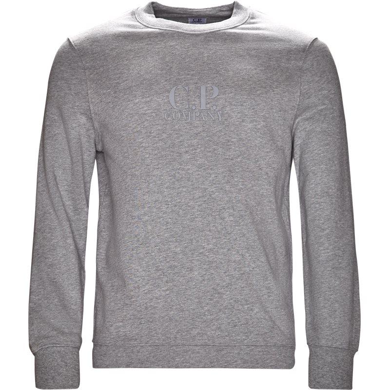 c.p. company C.p. company - crew neck sweatshirt fra kaufmann.dk